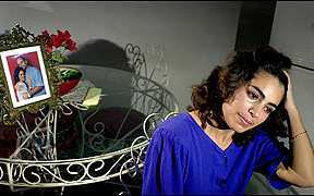 Adriana Pérez. Foto: AP