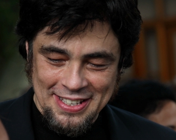 Benicio del Toro presents his most recent film in Havana