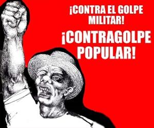 Zelaya: ¡No hay negociaciones con los golpistas, no hay!