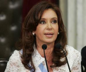 Regresó a su país presidenta de Argentina