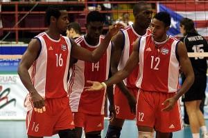 Clasifica Cuba como líder para final de Liga Mundial de Voleibol