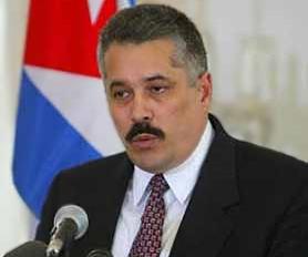 Dagoberto Rodríguez, viceministro de Relaciones Exteriores - dagoberto-rodriguez-minrex