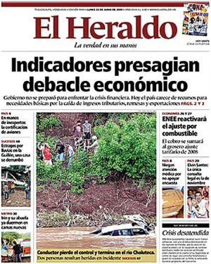 el-heraldo-indicadores-presagian-debacle-economico