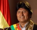 Evor Morales Presidente de Bolivia
