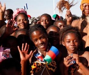 Namibia conmovió a los cubanos por la efusividad y la gratitud de sus habitantes hacia la Isla.