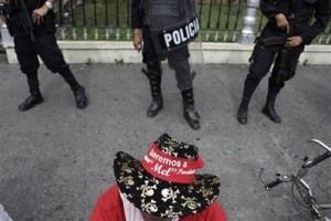 Honduras golpe militar