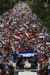 Honduras golpe de estado