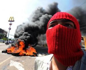 honduras-represion