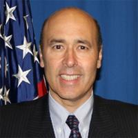 Hugo Llorens, embajador de Estados Unidos en Honduras
