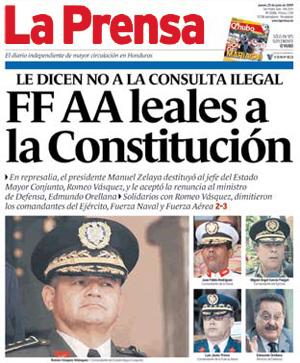 la-prensa-ff-aa-leales-a-la-constitucion