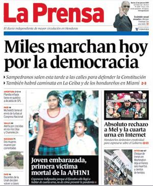 la-prensa-miles-marchan-hoy-por-la-democracia