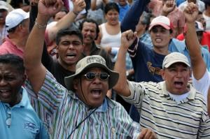 HONDURAS-COUP-RALLY
