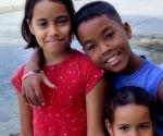 Niños cubanos.