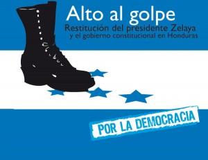 movimientos sociales evento contra el golpe
