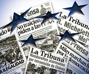 Los amos de la prensa en Honduras