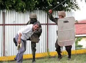 Asesinan a joven de la resistencia hondureña simulando un suicidio