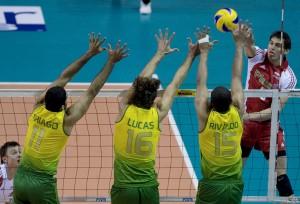 BRASIL-VOLEIBOL-LIGA MUNDIAL