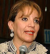 Xiomara Castro de Zelaya