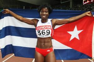 Primera medalla de oro para Cuba en Mundial de Atletismo