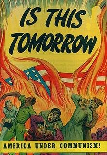 Propaganda anticomunista.