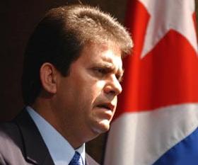 Alejandro González, nuevo embajador de Cuba en España
