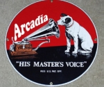 Arcadia HIS MASTER VOICE