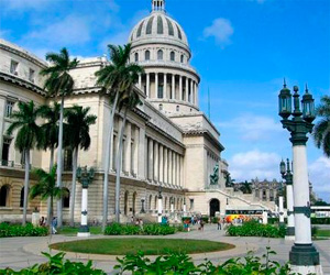 Capitolio de La Habana, Cuba