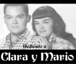 Clara y Mario.