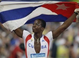 Dayron Robles: Ser atleta en Cuba es un orgullo y no una presión