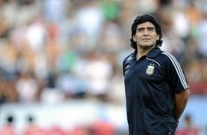 Diego siempre será el mejor, dice Messi