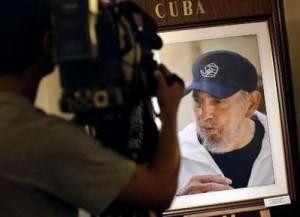 Fidel conversó con el Presidente de Chipre