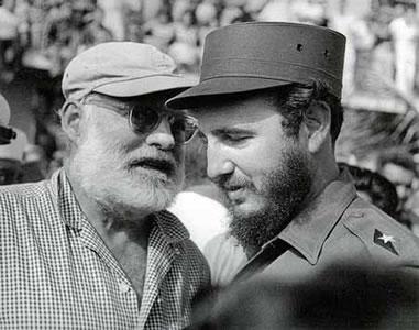 Hemingway abandonó Cuba por presiones de Estados Unidos ...