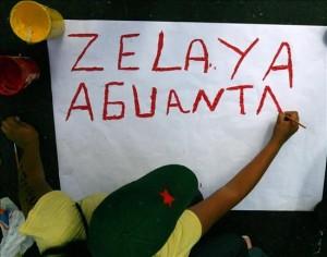 Zelaya: OEA no reconocerá los comicios en Honduras