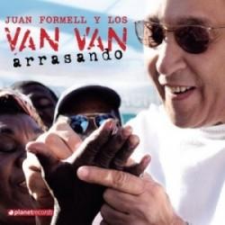 Orquesta cubana Van Van va de gira por Argentina, Chile, Perú y Ecuador
