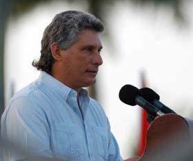 Encabeza Miguel Díaz-Canel Bermúdez delegación cubana al Consejo Ministerial Social del ALBA