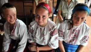 Niños de Chernóbil en Tarará.