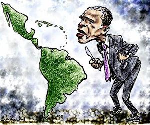 Barack Obama y América Latina
