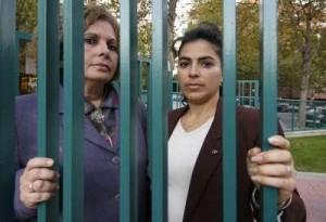 Adriana y Olga.