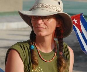 Tribuna Abierta del XX Contingente de la Amistad EE.UU.- Cuba y de la XL Brigada Venceremos, el 31 de Julio de 2009, en el