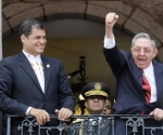 Ecuador Inauguracion