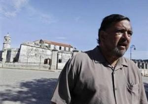 Bill Richardson en La Habana. Foto: Reuters