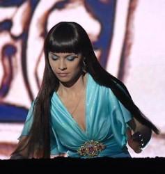 Kseniya Simonova.