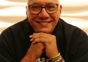 Víctor Casaus, poeta, narrador y director del Centro Cultural Pablo de la Torriente Brau