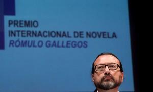 William Ospina. Foto: AFP