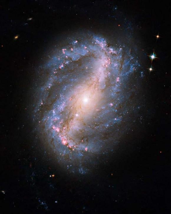 Foto: Esta imagen in fecha suministrada por la NASA el miécoles 9 de septiembre del 2009, captada desde el telescopio espacial Hubble se aprecia el nacimiento de estrellas en la Nébula Carina (AP Foto/NASA)
