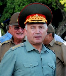 General Ejército Nikolai Egorovich Makarov