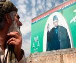 Hayden: Eso ocurre a pesar de que ahora está claro que estamos luchando para una especie de cliente Frankenstein en Kabul - el presidente afgano Hamid Karzai (Foto AP)