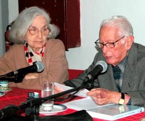 Cintio Vitier y Fina García Marruz
