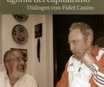Portada del Libro: Crisis civilizatoria y agonía del capitalismo, diálogo con Fidel Castro de Atilio Borón