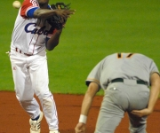 Gana Cuba contra Australia en la XXXVIII Copa Mundial de Beisbol